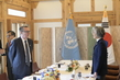 Secretary-General Meets President of Republic of Korea 0.03428626