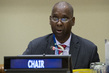 Opening Session of Special Committee on Peacekeeping Operations