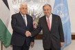 Secretary-General Meets President of State of Palestine 2.8416533