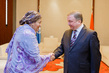 Deputy Secretary-General Visits Belarus