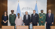 Secretary-General Antonio Meet Members of DRC/Semuliki Investigation Team 2.8416533