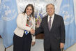 Secretary-General Meets Vice-President of Ecuador