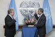 Secretary-General Swears in New Assistant Secretary-General of Management 2.8416533