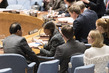Security Council Unanimously Adopts Resolution on Syria 0.46385914