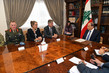 USG for DPKO Meets President of Lebanon 3.55677