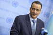 Secretary-General's Special Envoy for Yemen Briefs Press 3.1911235