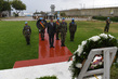 UN Peacekeeping Chief Lays Wreath for Fallen Peacekeepers in Lebanon 4.796974