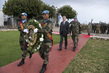 UN Peacekeeping Chief Lays Wreath for Fallen Peacekeepers in Lebanon 4.804985