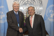 Secretary General Meets Vice-Chair of Global Compact Board 2.8416533