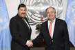 Secretary-General Meets Director of Institute of Noahide Code 2.842176