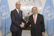 Secretary General Meets Foreign Minister of Italy 2.842176