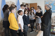 Deputy Secretary-General Meets Students and Teachers from Trevor Day School 7.2252226