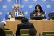 Special Representative on Sexual Violence in Conflict Guest at Noon Briefing 3.190689