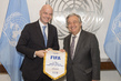 Secretary-General Meets President of FIFA 2.842176