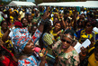 International Women's Day Celebration in Liberia