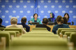 Press Conference on Arab Women's Experiences 3.1911235
