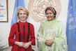 Deputy Secretary-General Meets Foreign Minister of Liechtenstein 7.20917
