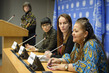 Press Briefing by Inter-Parliamentary Union on Report on Women in Parliament 3.190689