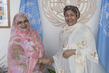 Deputy Secretary-General Meets Minister of Social Affairs of Mauritania