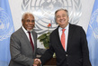 Farewell Call by Permanent Representative of Angola