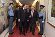 Secretary-General Meets President of Tajikistan