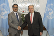 Secretary General Meets State Minister for Foreign Affairs of Bangladesh