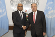 Secretary General Meets Foreign Minister of Maldives 2.8432946