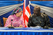 Deputy Secretary-General Visits Liberia 4.746482