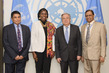Secretary-General Meets former Chief Justice of Supreme Court of Panama 2.843749