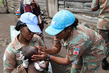MONUSCO Peacekeepers Support Orphanage in DRC 3.55677