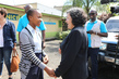 Head of MONUSCO Meets Members of Children's Parliament 4.525962