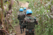 MONUSCO Peacekeepers on Patrol in Kitchanga 4.50111