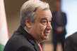 Secretary-General Speaks to Press on Climate Change 10.609282