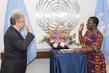 Special Adviser on Africa Sworn In 6.3124313