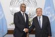 Assistant Secretary-General for Economic Development and DESA Chief Economist Sworn In 6.3124313