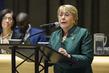 Michelle Bachelet Delivers Rafael M. Salas Memorial Lecture 1.0