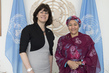 Deputy Secretary-General Meets Minister of State for Energy and Clean Growth of the United Kingdom 7.214207