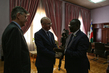 Peacekeeping Chief and AU Commissioner Meet Prime Minister of Central African Republic 4.168124
