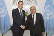 Secretary General Meets with Head of MINURSO 2.843729