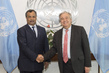 Secretary-General Meets with Head of MINUSMA 2.843729