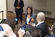 United States Permanent Representative Speaks to Media 0.6629302