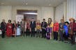 President of Bolivia Meets Members of UN Indigenous Forum 5.5579453