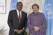 Deputy Secretary-General Meets Deputy Prime Minister of Ethiopia 7.214207