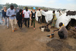 Head of MONUSCO Visits IDP Camp in Eastern DRC 4.5217447
