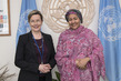 Deputy Secretary-General Meets Foreign Minister of Finland 7.214207