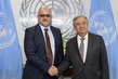 Secretary-General Meets Minister for Foreign Affairs of Montenegro