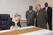 Secretary-General Signs Condolence Book at Permanent Mission of Côte D'Ivoire to United Nations 1.0