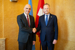 Director-General of UNOG Meets President of Switzerland 7.210188