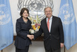 Secretary-General Swears in New Under-Secretary-General for Political Affairs 2.8465152