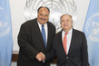 Secretary-General Meets Martin Luther King III 2.8465152